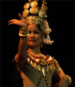 Apsara du Ballet Royal du Cambodge